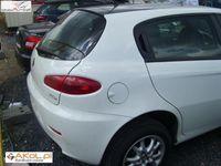 używany Alfa Romeo 147 1.9dm 150KM 2008r. 67 000km