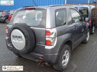używany Suzuki Grand Vitara 1.9dm 129KM 2008r. 54 000km