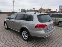 używany VW Passat Alltrack B7 2.0 TDI 4x4 Nawigacja Bogate wyposażenie