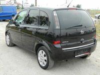 używany Opel Meriva 1.3dm 75KM 2006r. 126 000km