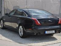 używany Jaguar XJ 5dm 385KM 2010r. 45 000km