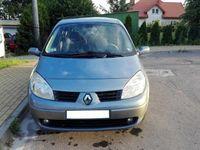 używany Renault Grand Scénic II 1,9 DCI 2005r, 7-osób