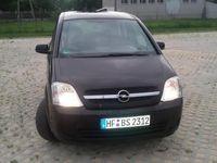 używany Opel Meriva A