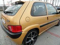 używany Citroën Saxo 1.4dm 2001r. 37 000km