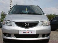 używany Mazda MPV 2dm 136KM 2003r. 214 000km
