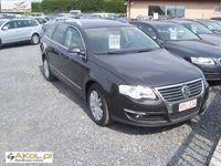używany VW Passat 2dm 140KM 2007r. 147 000km