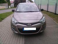 używany Hyundai i20 1.2 2013r. ABS ręczna klima.