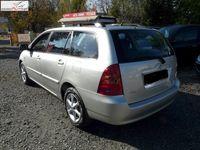 używany Toyota Corolla Seria E12 (2001-2007) 2.0 2006r. ABS ręczna klima.