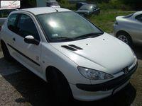 używany Peugeot 206 1.1 2004r. ABS