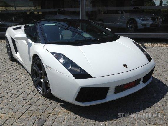 Usado Lamborghini Gallardo SPYDER E GEAR