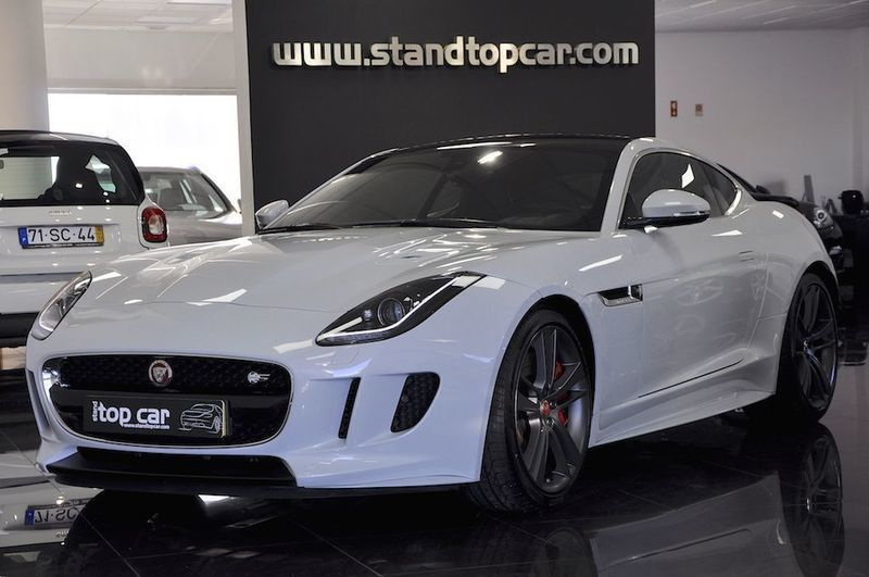 Usado Jaguar F Type Coupé 3.0 V6 British Design Edition Auto AWD