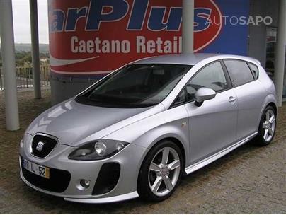Sold Seat Leon 14 Tsi Linea R Carros Usados Para Venda Autouncle