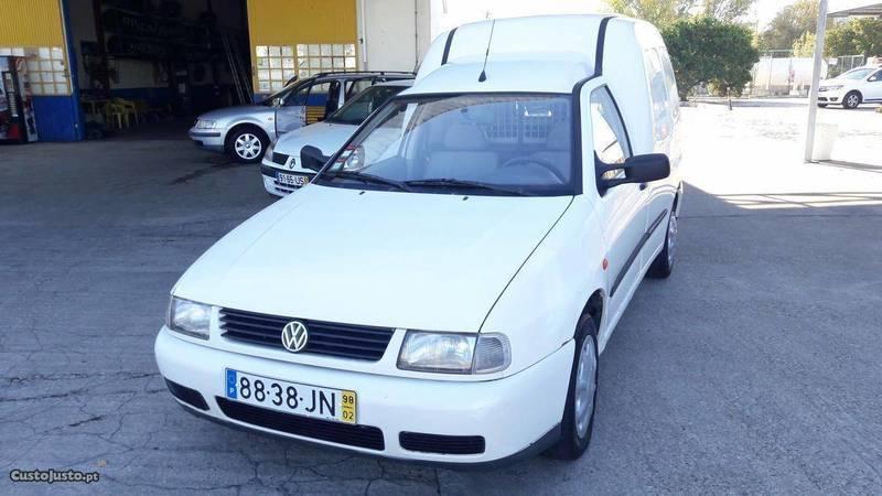 sold vw caddy 1 9 sdi - 98