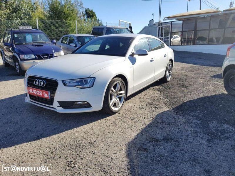 Audi a5 sportback usados para venda 8
