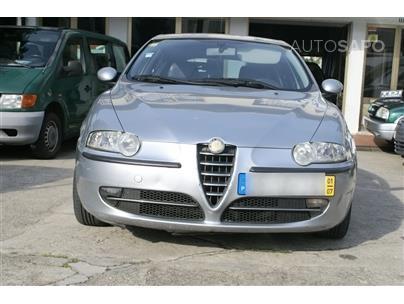 Sold Alfa Romeo 147 1 6 Ts 120cv Carros Usados Para Venda border=