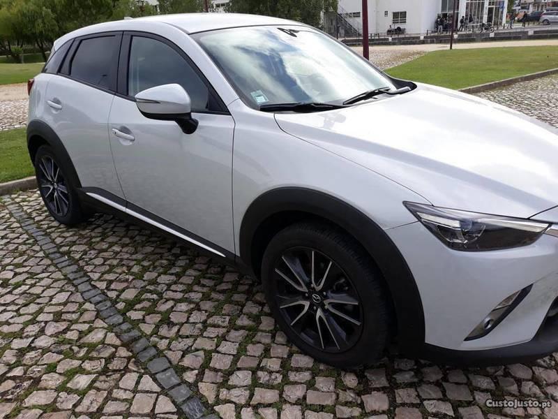 Vendido Mazda Cx-3 Excelence Navy Bose