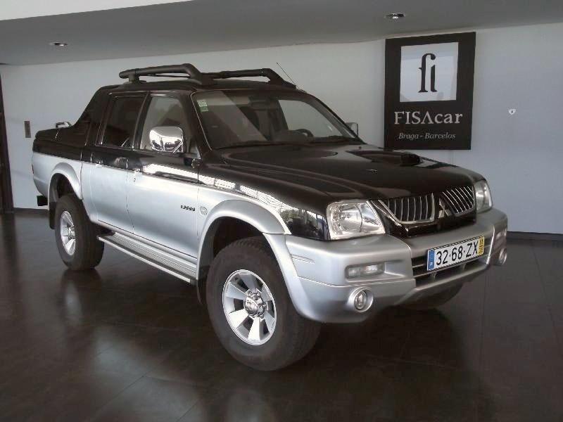 Sold Mitsubishi L200 STRAKAR FULL . - Carros usados para venda