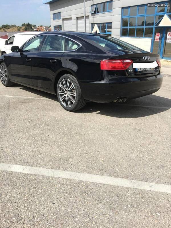 Audi a5 sportback usados venda 13