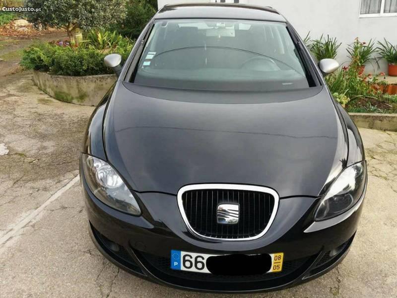sold seat leon 1 9 tdi 105 cv carros usados para venda autouncle. Black Bedroom Furniture Sets. Home Design Ideas