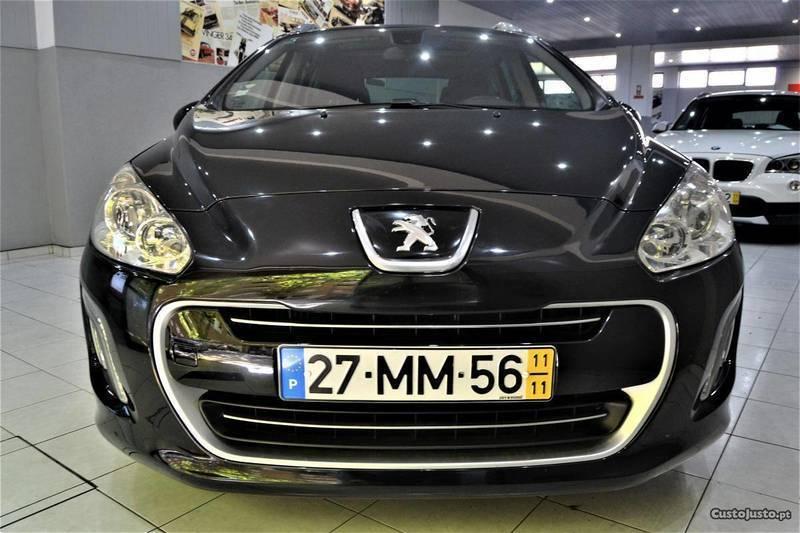 Vendido Peugeot 308 Sw 1 6 E-hdi  112