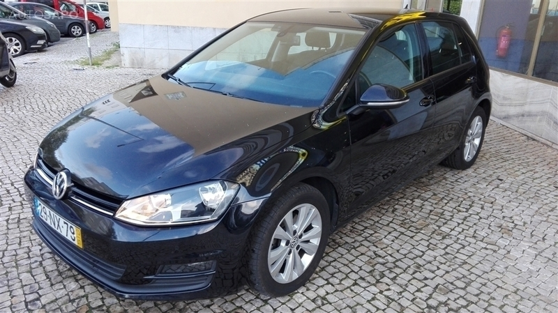 sold vw golf 1 6 tdi gps 105 cv carros usados para venda. Black Bedroom Furniture Sets. Home Design Ideas