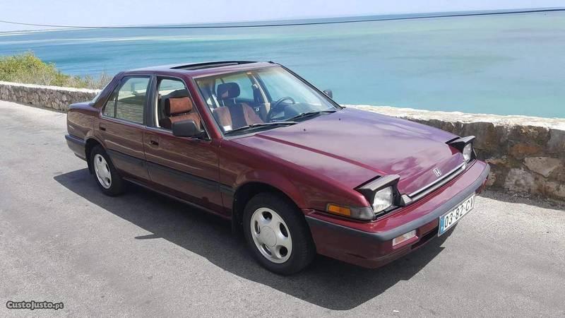 Sold honda accord lxi 88 carros usados para venda for 88 honda accord
