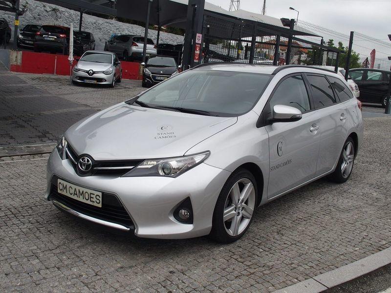 Usado Toyota Auris Touring Sports D4D CAMARA MARCHA ATRAS