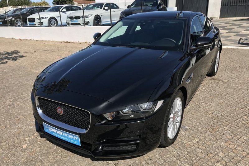 jaguar xe  35 usados de 14 websites para venda