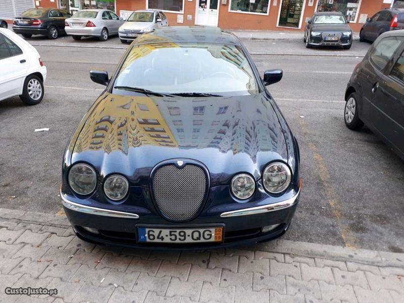 Usado Jaguar S Type S Typelimusine