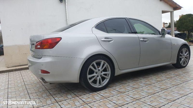 Usado Lexus IS250 ...