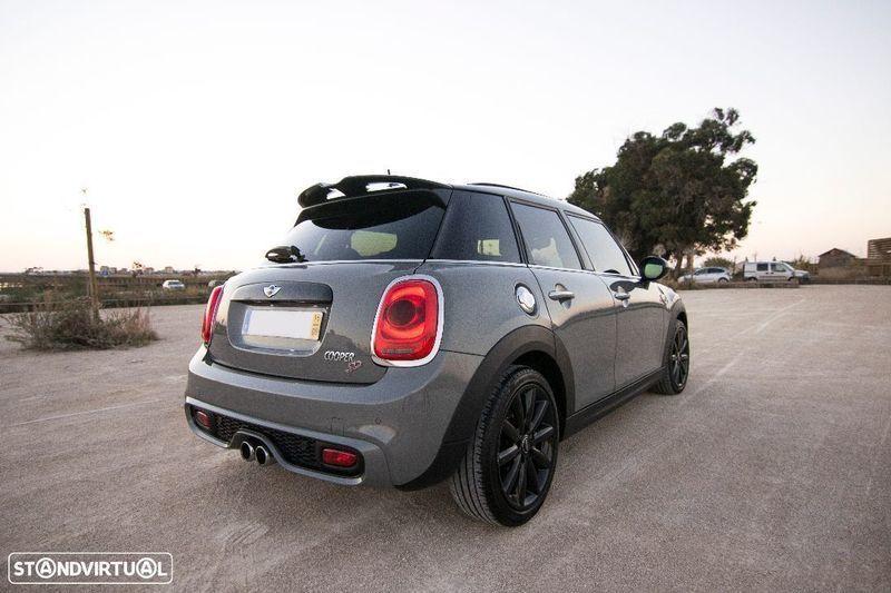 Sold mini cooper 5 portas sd auto carros usados para venda for Mini 5 portas
