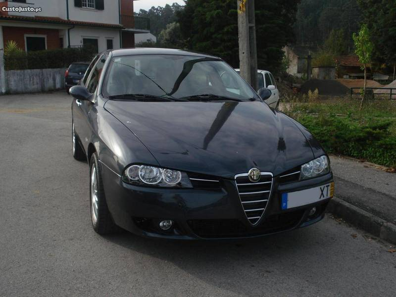 alfa romeo 156 sw 1 6 ts dist carros usados para venda autouncle. Black Bedroom Furniture Sets. Home Design Ideas