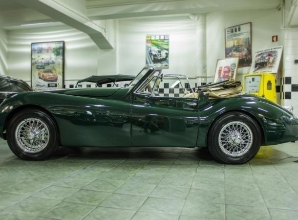 Usado Jaguar XK 120 Drophead