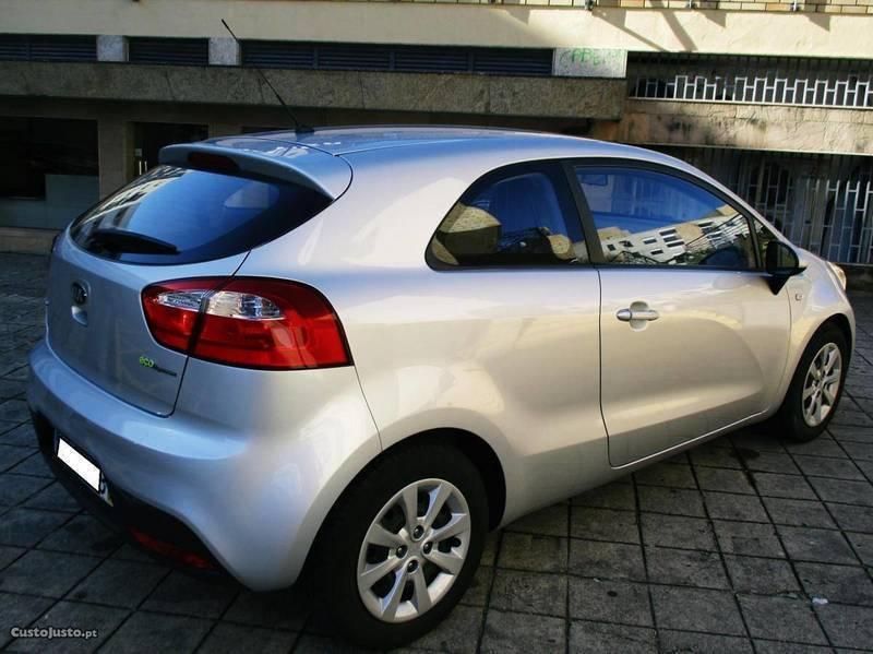 Sold Kia Rio Diesel C/ garantia - . - Carros usados para venda