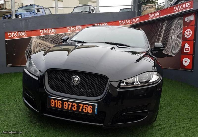 Usado Jaguar XF 2.2D SPORTBREAK