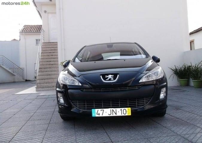 peugeot 308 2 0 hdi sport carros usados para venda autouncle. Black Bedroom Furniture Sets. Home Design Ideas