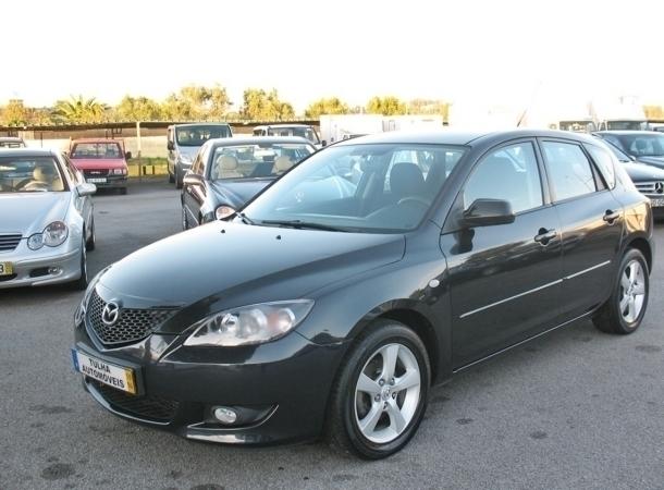Usado Mazda 3 MZR CD 1.6 Diesel Confort ...