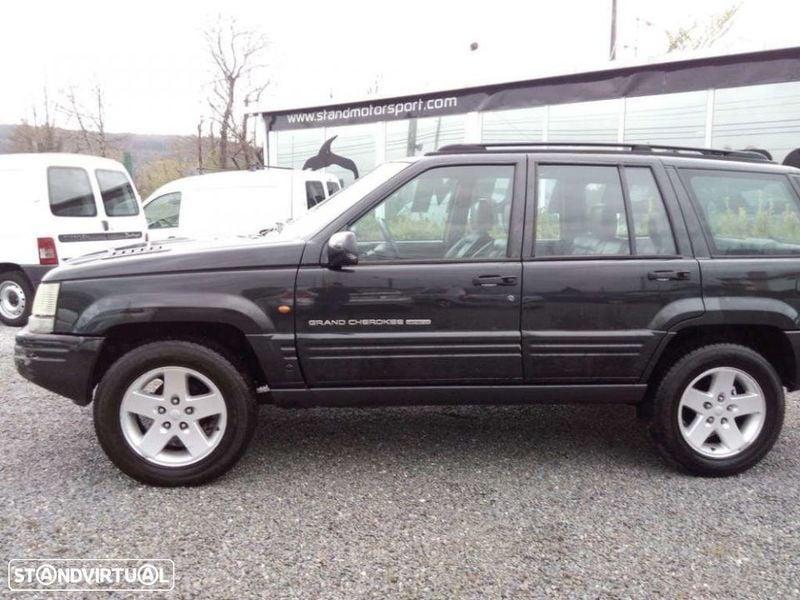 Good Usado Jeep Grand Cherokee 5.9 LX V8 Limited