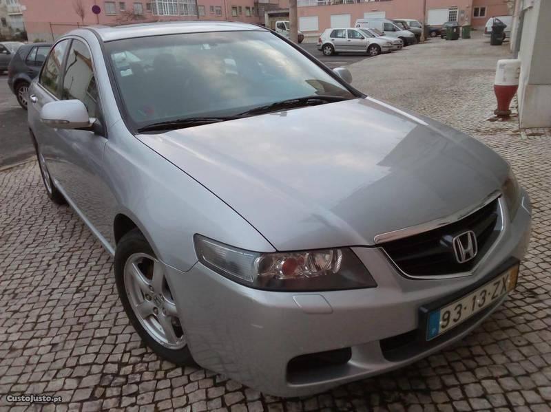 Honda accord executiv 05 carros usados para venda for Carro honda accord