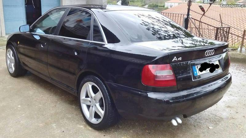 sold audi a4 b5 2 5 tdi v6 150 cv carros usados para venda. Black Bedroom Furniture Sets. Home Design Ideas