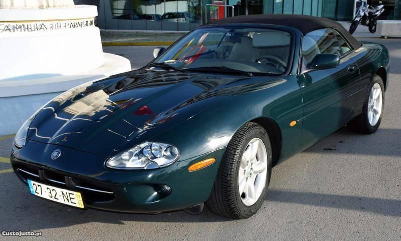 Usado Jaguar XK8 Convertible   97