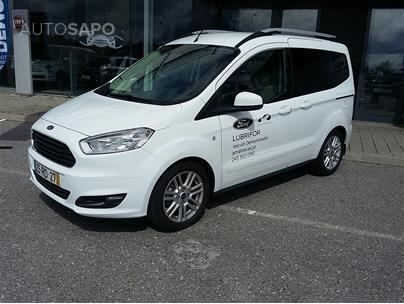 sold ford tourneo courier 1 0 ecob carros usados para venda. Black Bedroom Furniture Sets. Home Design Ideas