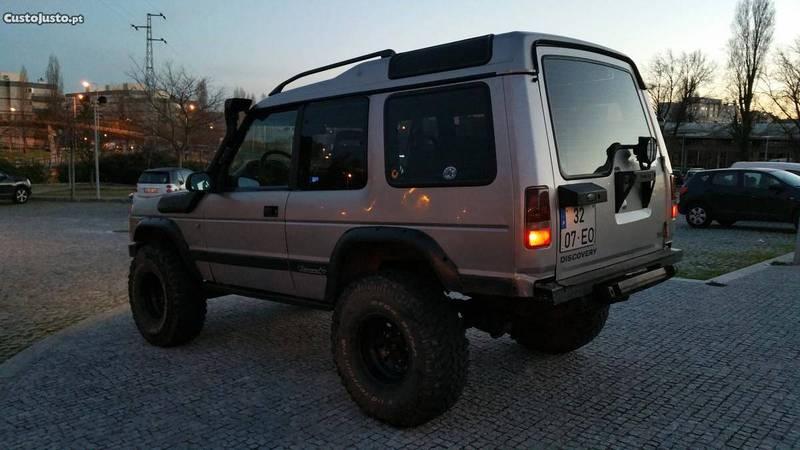 sold land rover discovery 300 tdi carros usados para venda. Black Bedroom Furniture Sets. Home Design Ideas