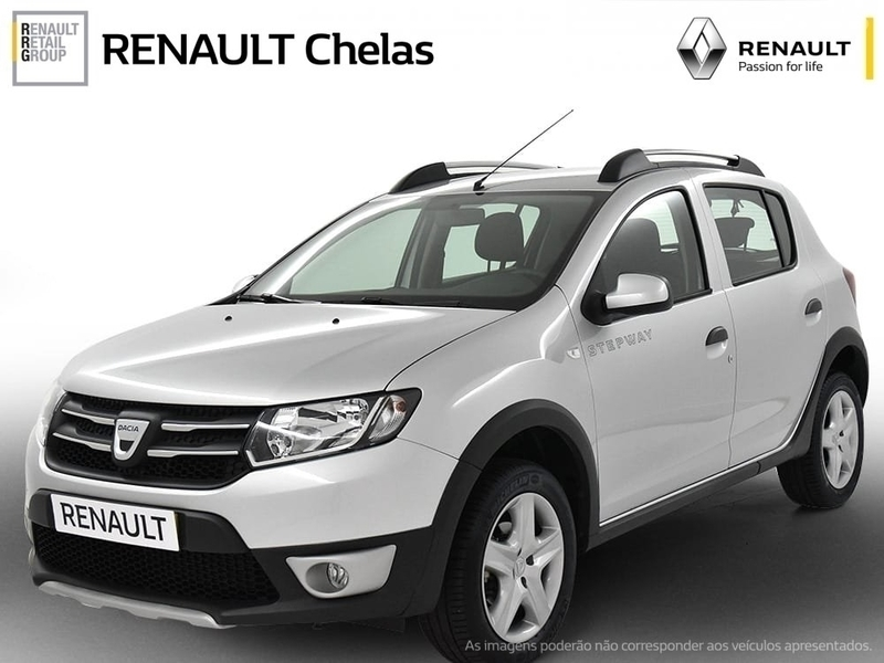 sold dacia sandero stepway 1 5 dci carros usados para venda. Black Bedroom Furniture Sets. Home Design Ideas