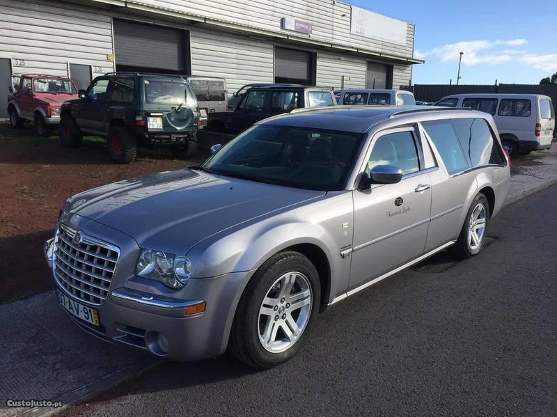 Chrysler Carros Usados >> Vendido Chrysler 300c Especial Funera Carros Usados Para Venda