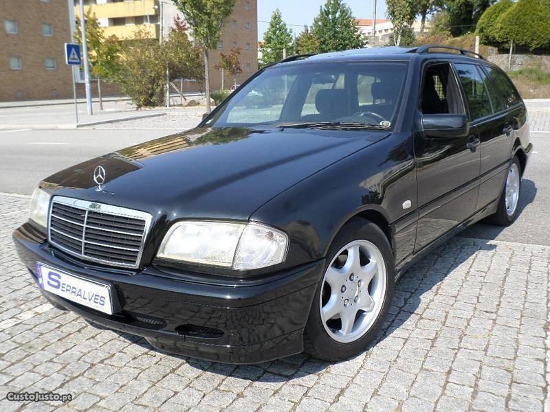 sold mercedes c250 td sport statio carros usados para venda. Black Bedroom Furniture Sets. Home Design Ideas