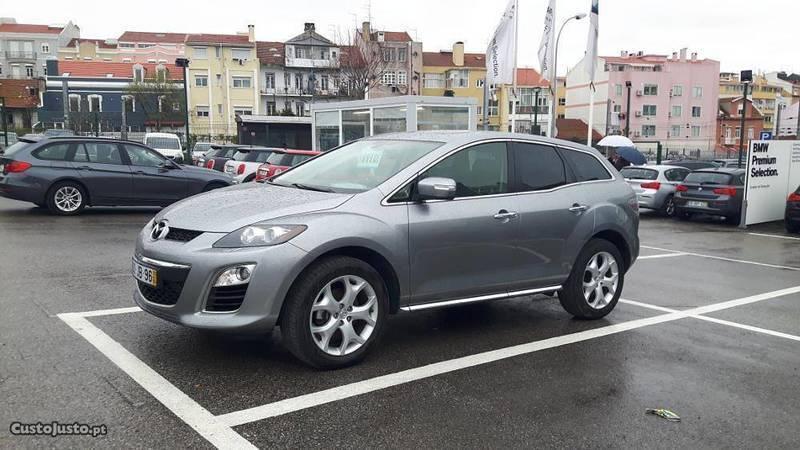 sold mazda cx 7 full extras carros usados para venda