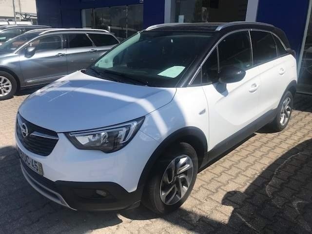 sold opel crossland x 1 6 cdti ult carros usados para venda. Black Bedroom Furniture Sets. Home Design Ideas
