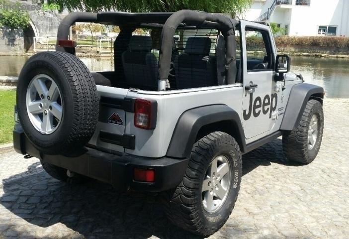 1/1 Usado Jeep Wrangler 2.4 Hard Top