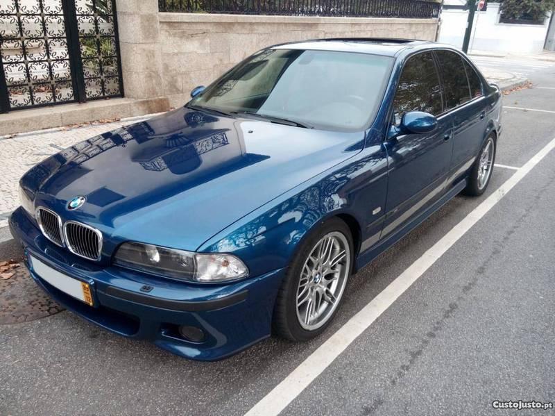 Sold Bmw M5 E39 Nacional 99 Carros Usados Para Venda